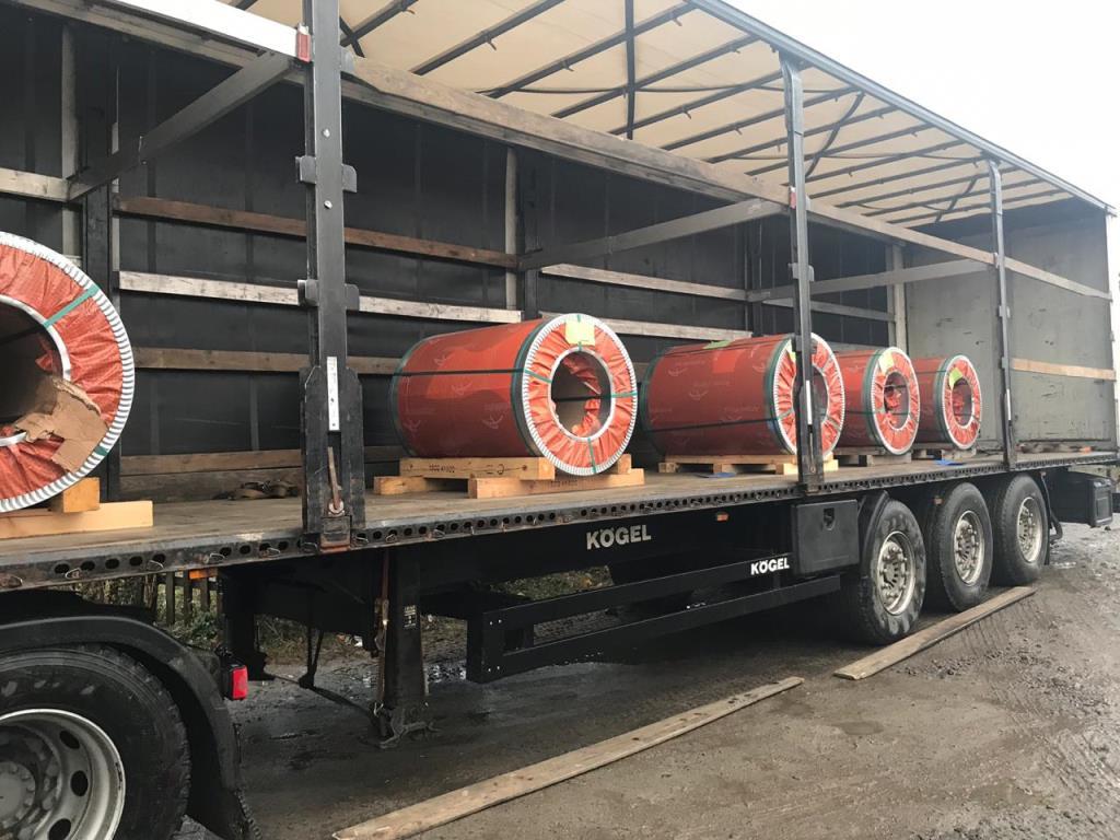 На Волині вилучили 645 тонн незаконного металопрокату