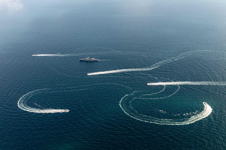 Прикордонники РФ відкрили вогонь на ураження по українських кораблях, є поранений