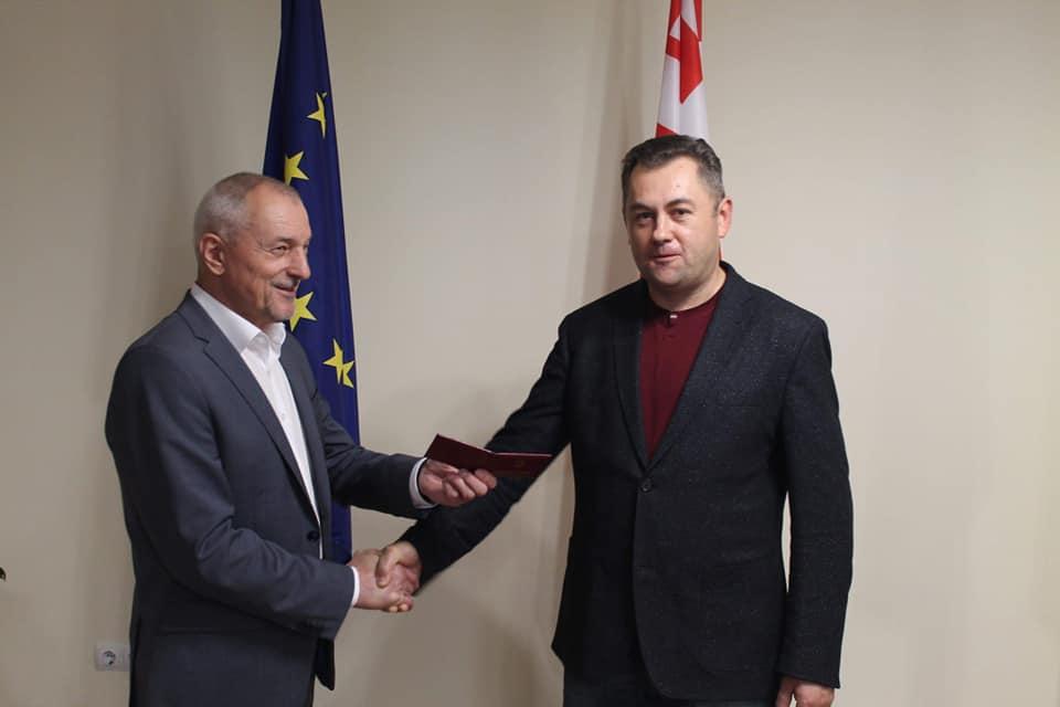 У голови Волинської ОДА – новий радник