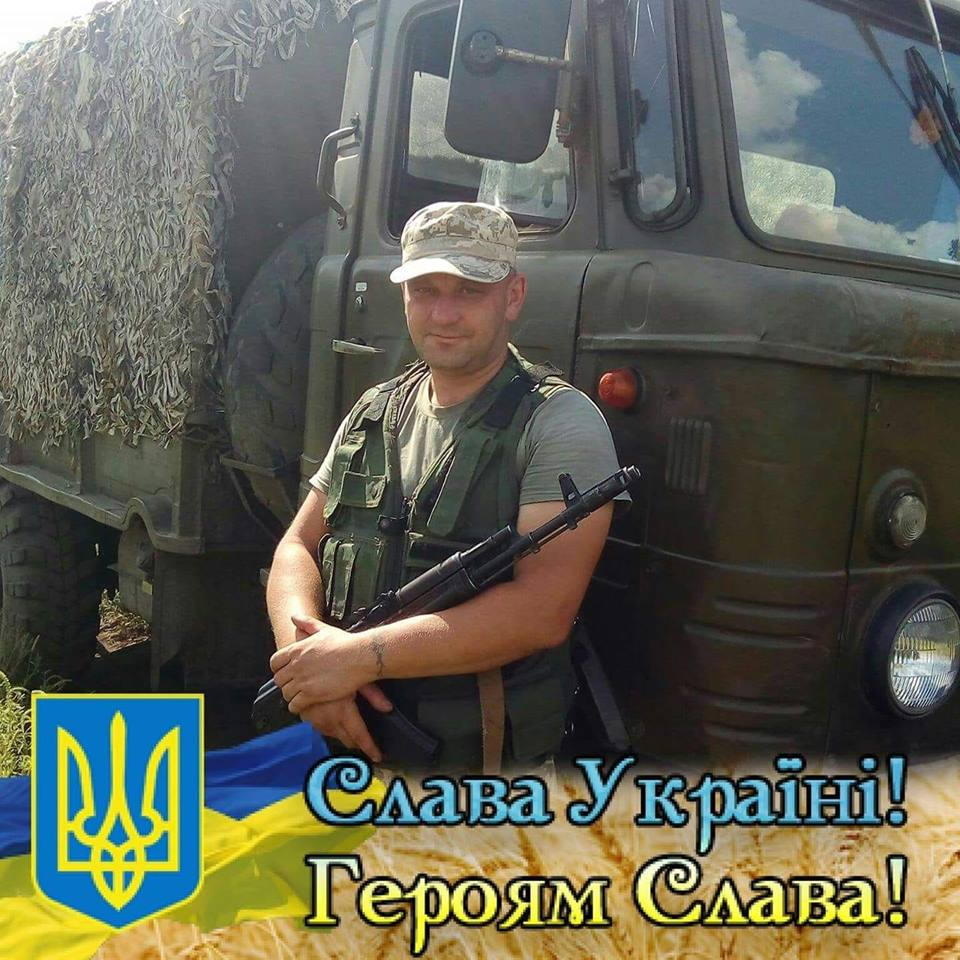 Волинянин загинув на Сході від кулі снайпера