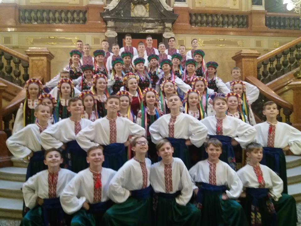 Ансамбль «Волиняночка» здобув Гран-прі на всеукраїнському фестивалі