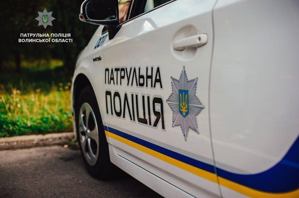 Луцькі патрульні виявили 15 водіїв, які перевищили швидкість