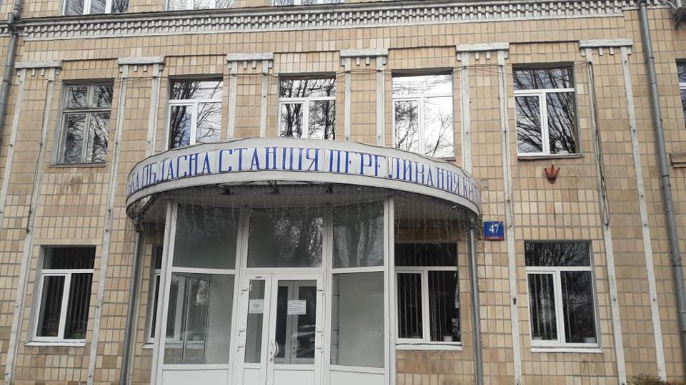 Луцькі патрульні долучились до всеукраїнської акції зі здачі крові