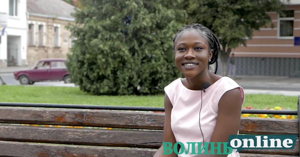 Бути 20-річною студенткою-іноземкою у Луцьку. ВІДЕО