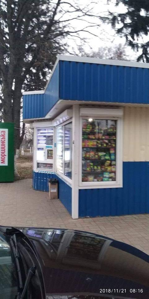 У Луцьку покарали продавця за продаж алкоголю після 22:00