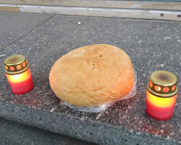Студенти Лесиного вишу вшанували пам'ять жертв Голодомору