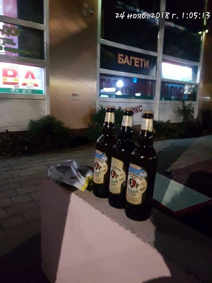 У Луцьку магазин вдруге за місяць покарали за продаж алкоголю після 22:00