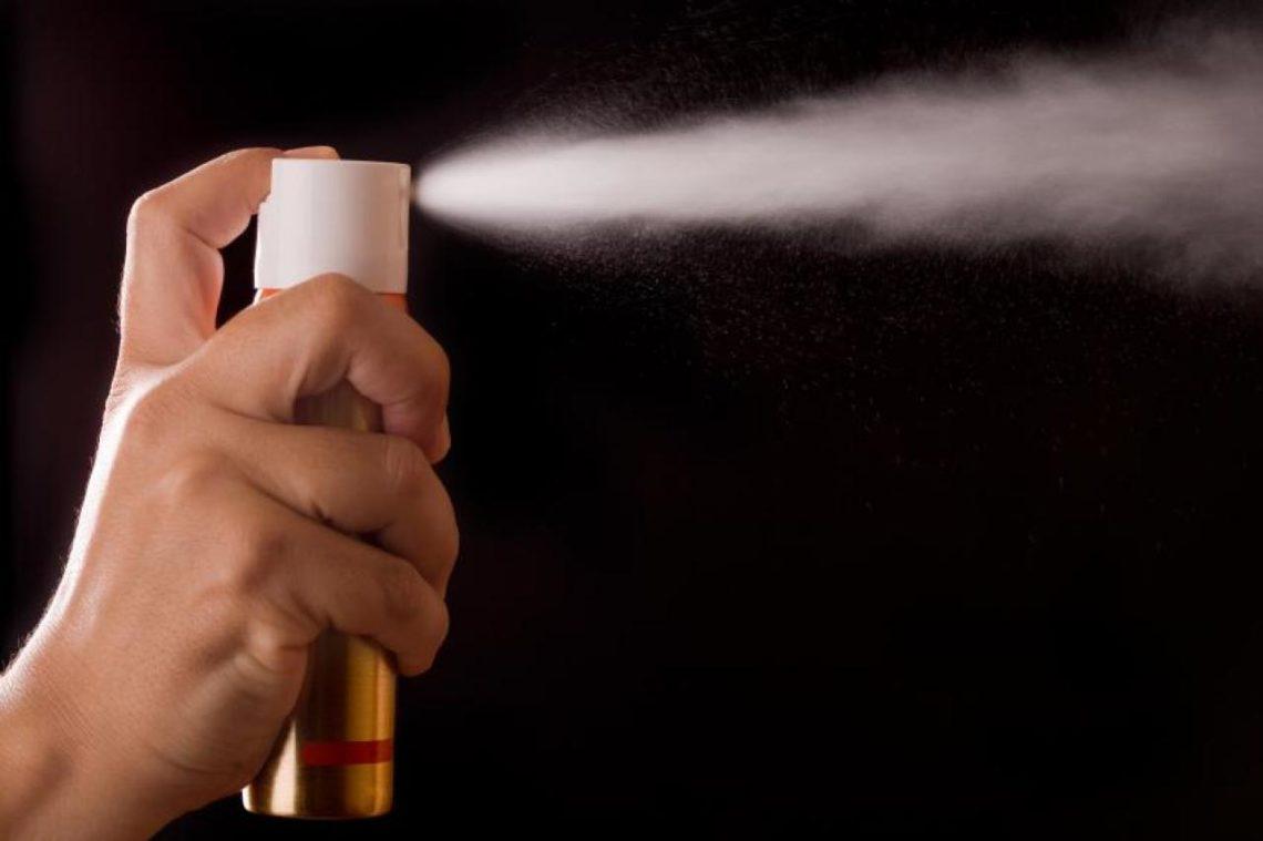 У луцькому суді розпилили сльозогінний газ