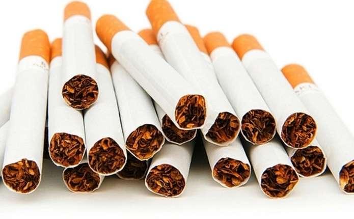 На Волині у вагоні з рудою виявили майже чотири тисячі пачок прихованих цигарок