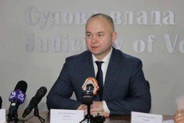 Обрали голову Луцького міськрайонного суду Волинської області