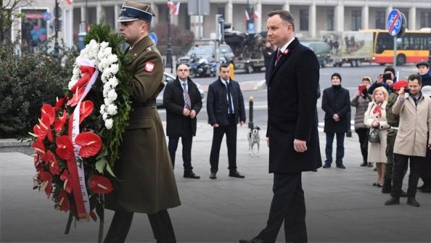 Польща відзначає 100-річчя відновлення незалежності