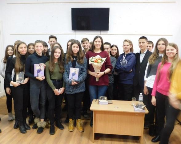 У Луцьку для любителів фентезі організували зустріч з львівською письменницею. ФОТО