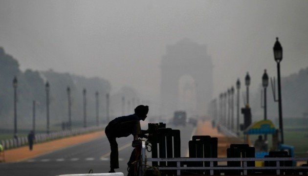Столицю Індії накрив токсичний смог