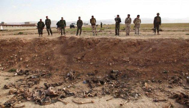 В Іраку знайшли масові поховання понад 200 жертв ІДІЛ