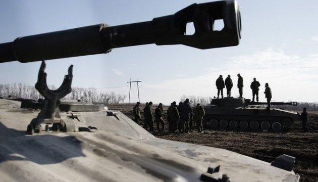 Бойовики обстріляли з гранатометів село Оріхове