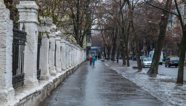 Українцям до кінця тижня обіцяють мороз, ожеледицю і мокрий сніг