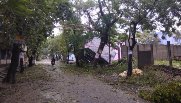 Потужний циклон в Індії: 33 загиблих