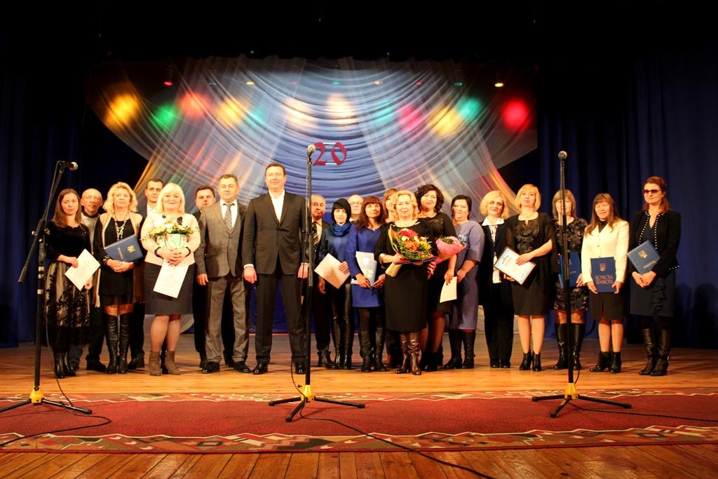 Факультет луцького вишу відзначив 20-й ювілей. ФОТО