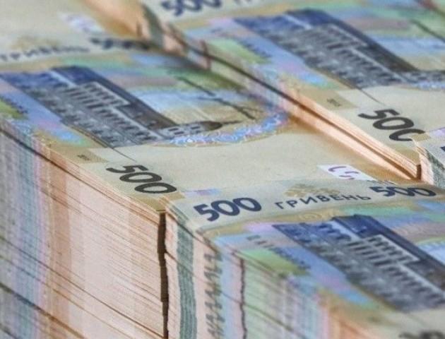 Громади Волині отримали понад три мільярди гривень