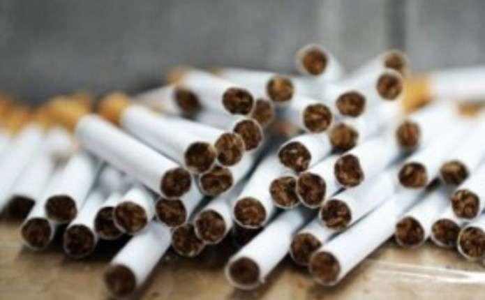 На залізничному пункті пропуску «Ягодин» виявили контрабандні цигарки
