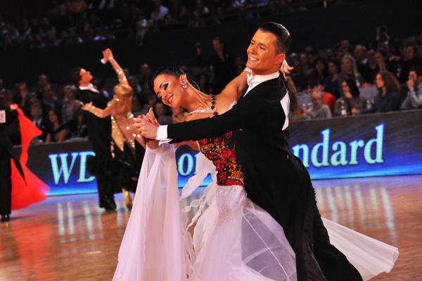 Волиняни успішно виступили на кубку Європи з танцювального спорту