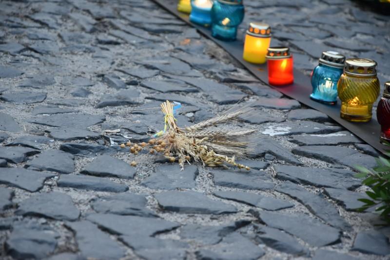 У Луцьку вшанували пам'ять жертв Голодоморів. ФОТО