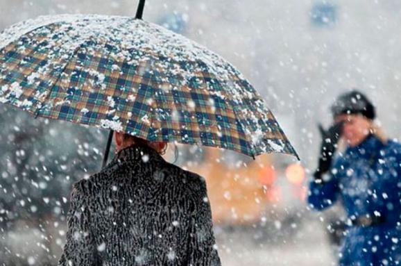 Волинян попереджають про різку зміну погоди