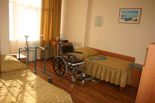 В уряді хочуть, щоб готелі облаштовували 10 % своїх номерів для людей з інвалідністю