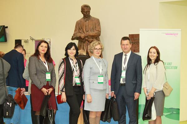 Викладачі Лесиного вишу побували на конференції в Чехії. ФОТО