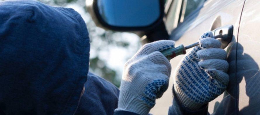 У Луцьку почастішали крадіжки із авто