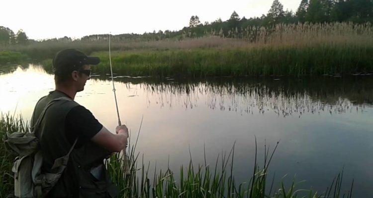 На Волині рибалка заразився небезпечним захворюванням