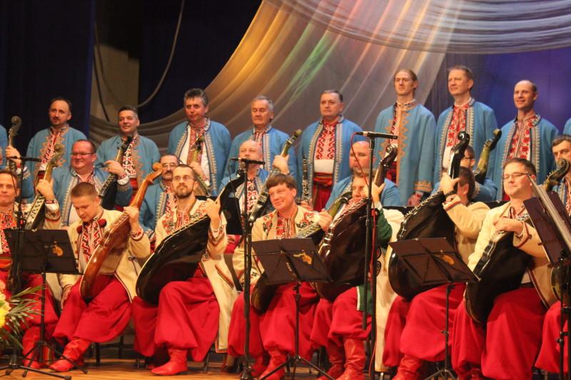 Луцьких діячів культури та мистецтва привітали із професійним святом. ФОТО