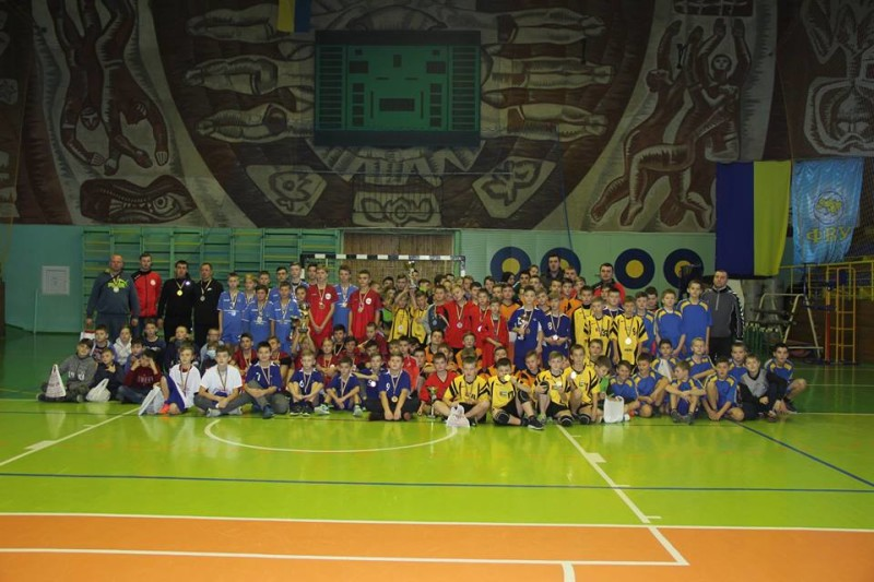 Завершився чемпіонат Луцька за гандболу