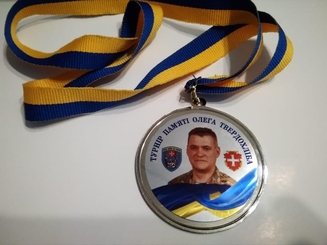 У Луцьку відбувся спортивний турнір пам'яті Олега Твердохліба