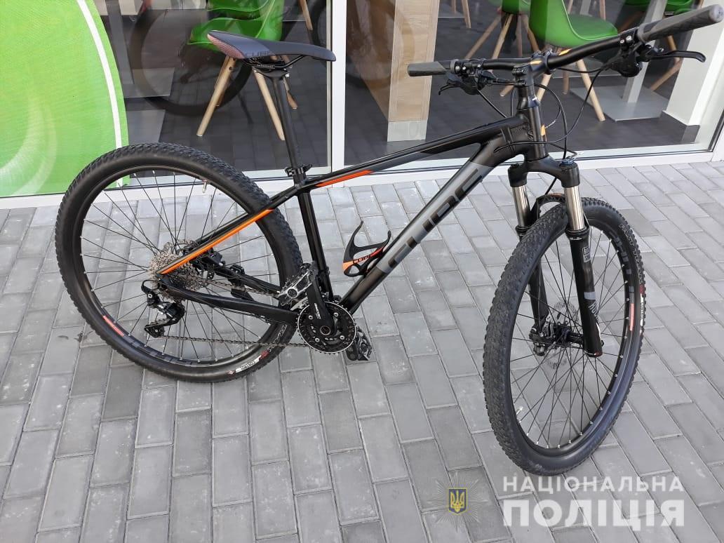 На Волині знайшли викрадений у Польщі велосипед