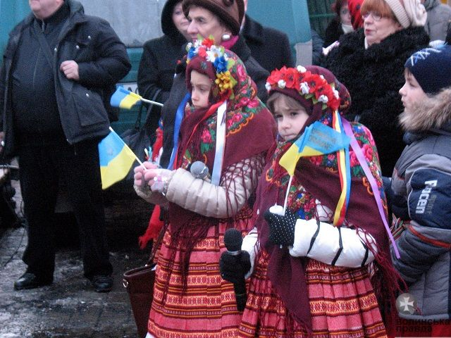 У Луцьку святкуватимуть різдвяний етно-фестиваль