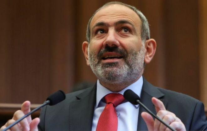 Блок Пашиняна переміг на виборах у Вірменії