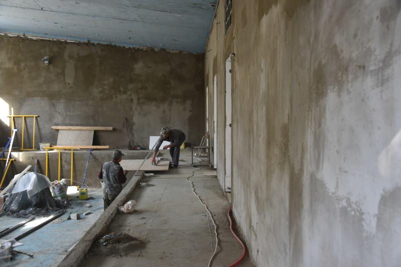 Луцька школа витратила на ремонт басейну 435,9 тисячі гривень