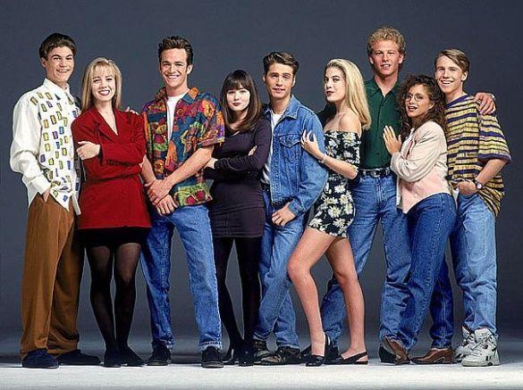 «Беверлі-Гіллз, 90210» повертається на екрани