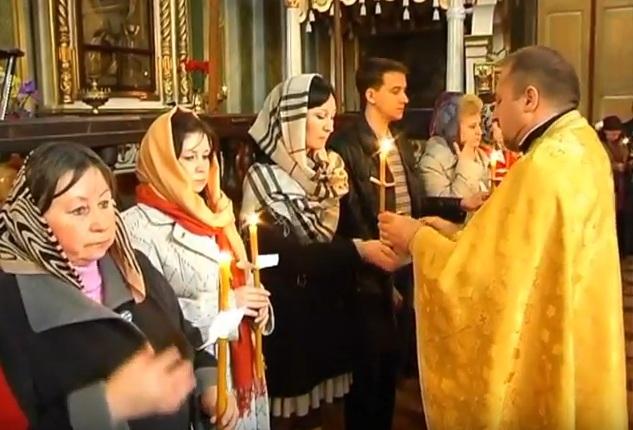 У головному храмі Луцька соборуватимуть на завершення Різдвяного посту