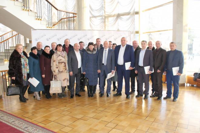 Реалізація освітньої реформи: досвід Маневицького району. ВІДЕО