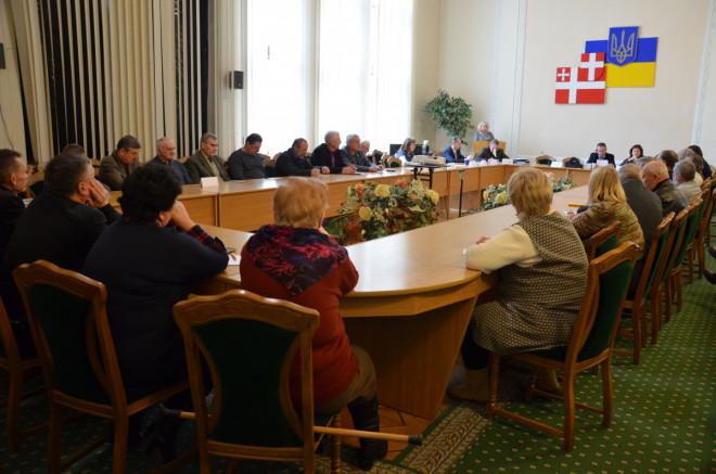 На Волині працюють над поліпшенням соцзахисту ліквідаторів Чорнобильської трагедії
