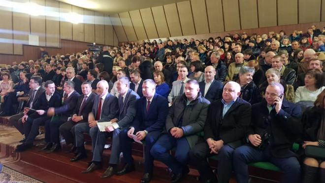 На Ковельщині стартувало перше засідання Ради регіонального розвитку