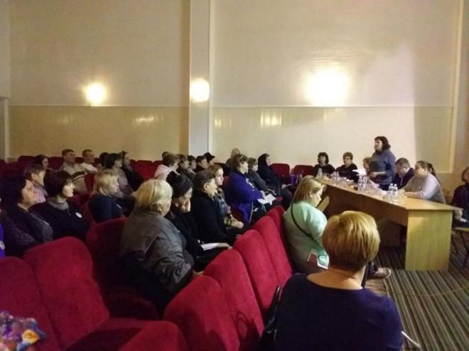 Відбулася зустріч з родинами загиблих учасників АТО Волині