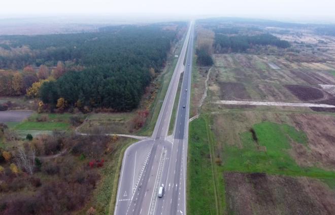 Майже 832 мільйони гривень в області спрямували на ремонт доріг державного значення