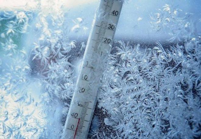 На Волині очікують різке зниження температури