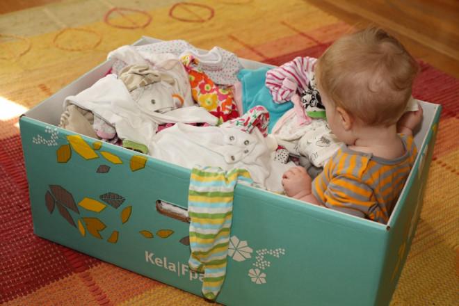 Майже три тисячі волинських родин отримали «пакунок малюка»