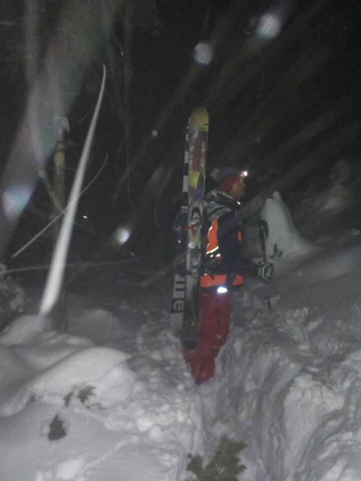 Закарпатські гірські рятувальники відшукали у горах чотирьох заблукалих туристів