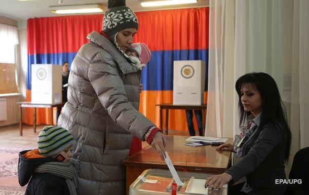 У Вірменії стартували перші в історії позачергові парламентські вибори
