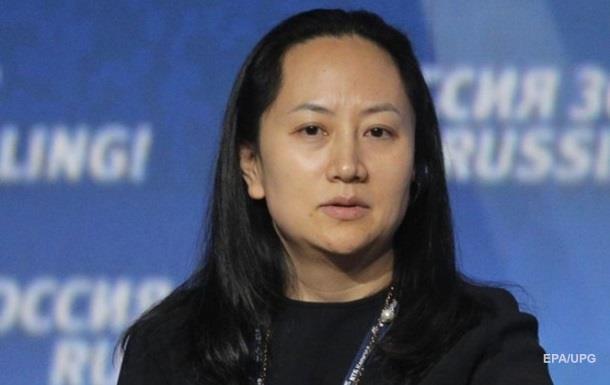 За фіндиректора «Huawei» хотіли внести заставу в 15 мільйонів доларів